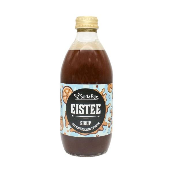 Natural Eistee-Sirup