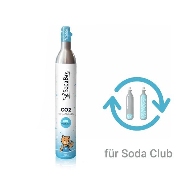 Soda-Club-Zylinder